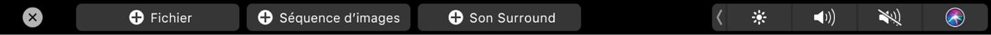 Bouton Ajouter des fichiers défini