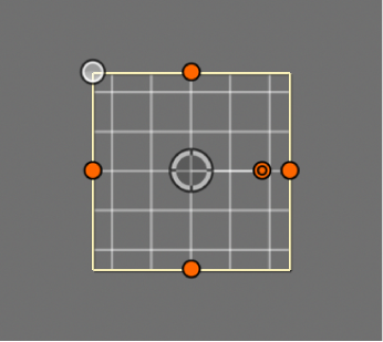 Onscreen-Objekttracker