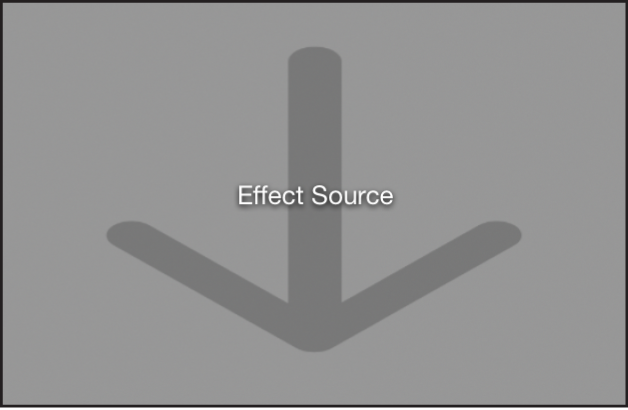 Image of Placeholder layer in the canvas