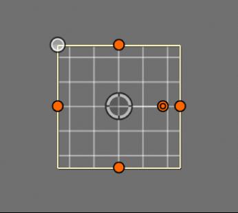 Onscreen object tracker