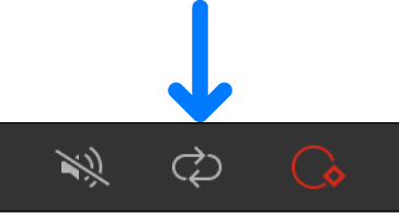 Loop button