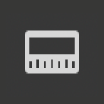 The third clip appearance button from the left for displaying audio waveforms and filmstrips of equal size