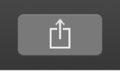 Share button in toolbar