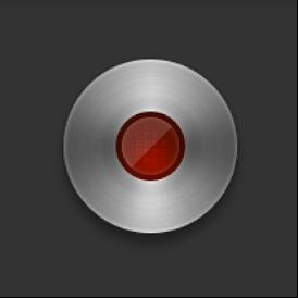 Кнопка «Записати»
