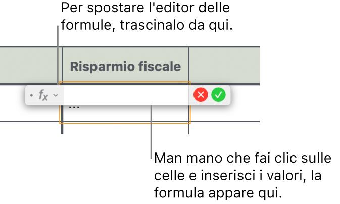 """""""Editor formule""""."""