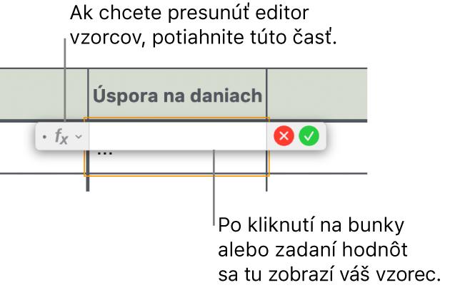 Editor vzorcov.