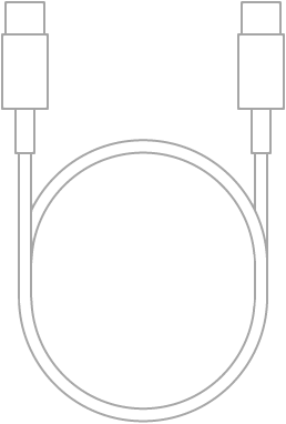The USB-C Charge Cable.
