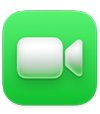 the FaceTime app icon