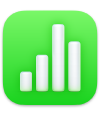 the Numbers app icon