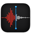 the Voice Memos app icon