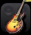 the GarageBand app icon