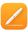 the Pages app icon