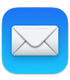 the Mail app icon