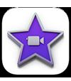 the iMovie app icon