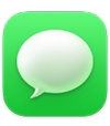 the Messages app icon