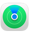 the Find My app icon