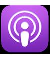 ícone do app Podcasts