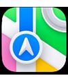ícone do app Mapas