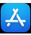 ícone do app App Store