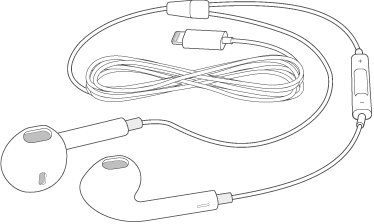 EarPods với Đầu nối Lightning